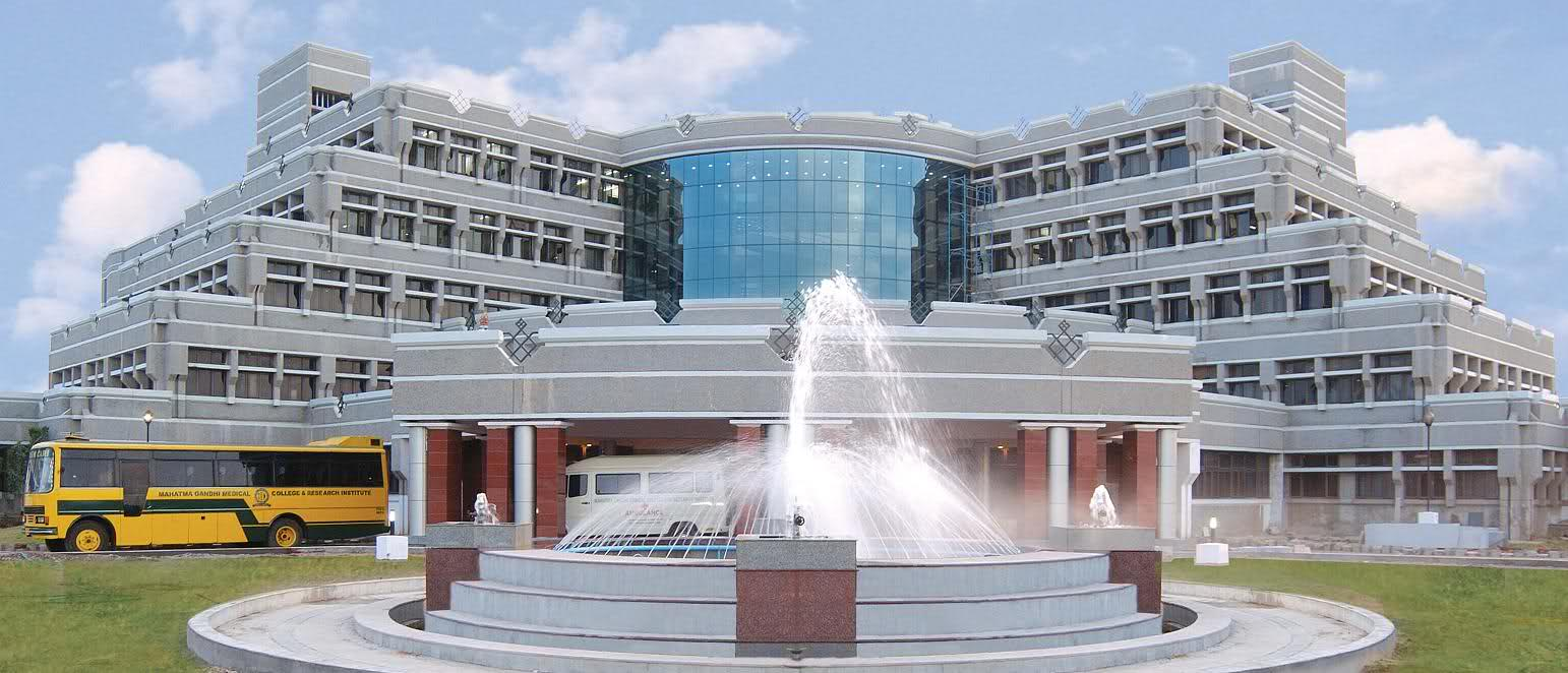 Shri Manakula Vinayagar Medical College and Hospital – Pondicherry