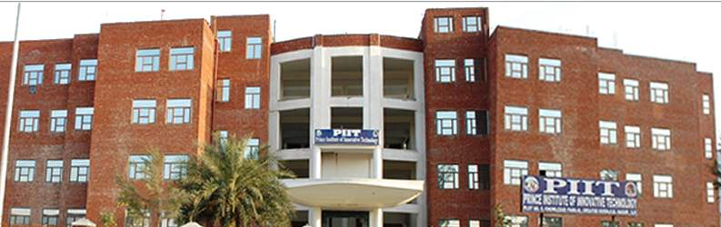 Prince Institute Of Innovative Technology (PIIT)