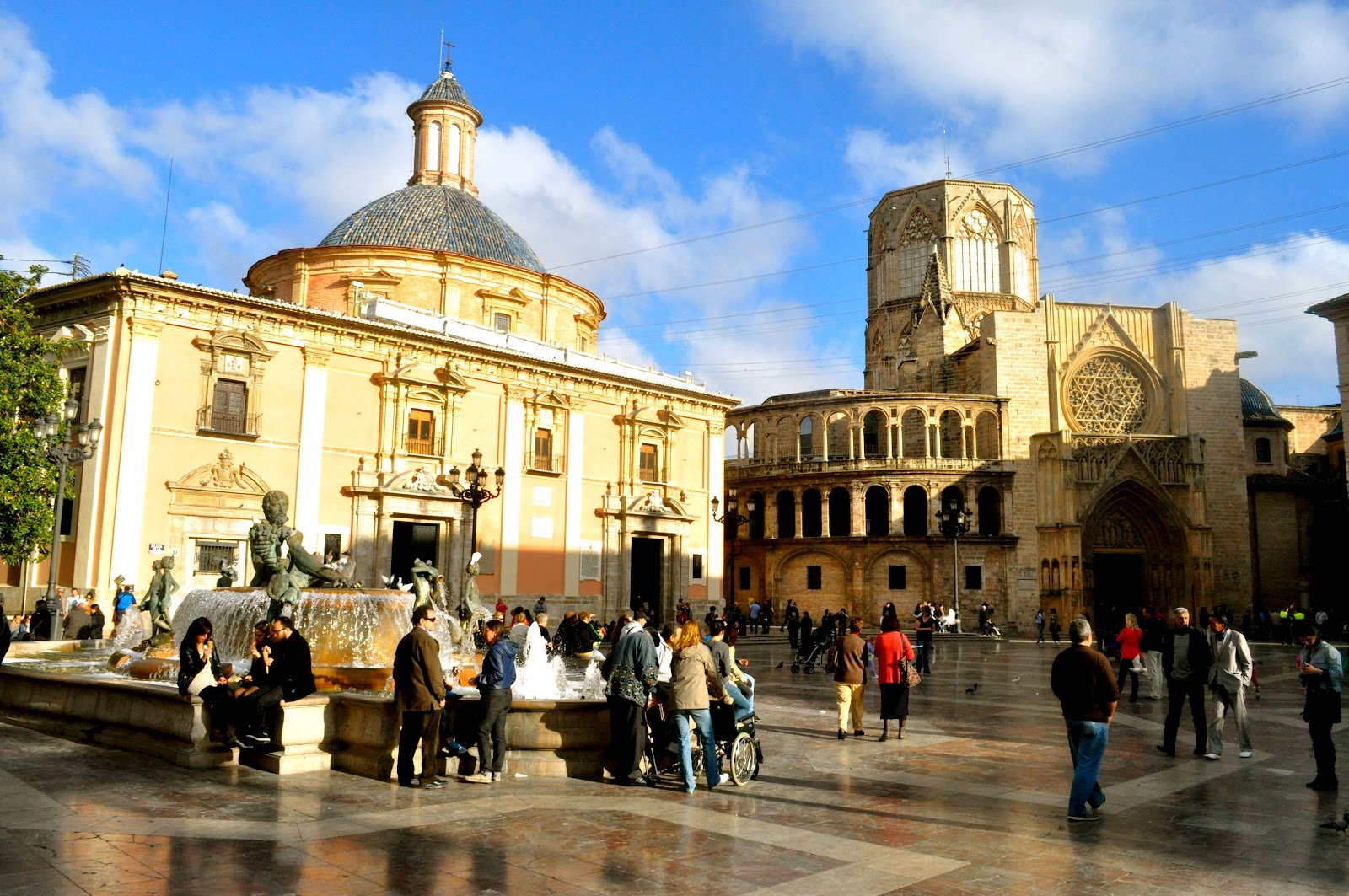 Valencia studying abroad Options