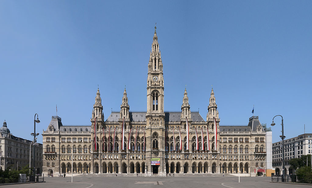 Vienna studying abroad Options